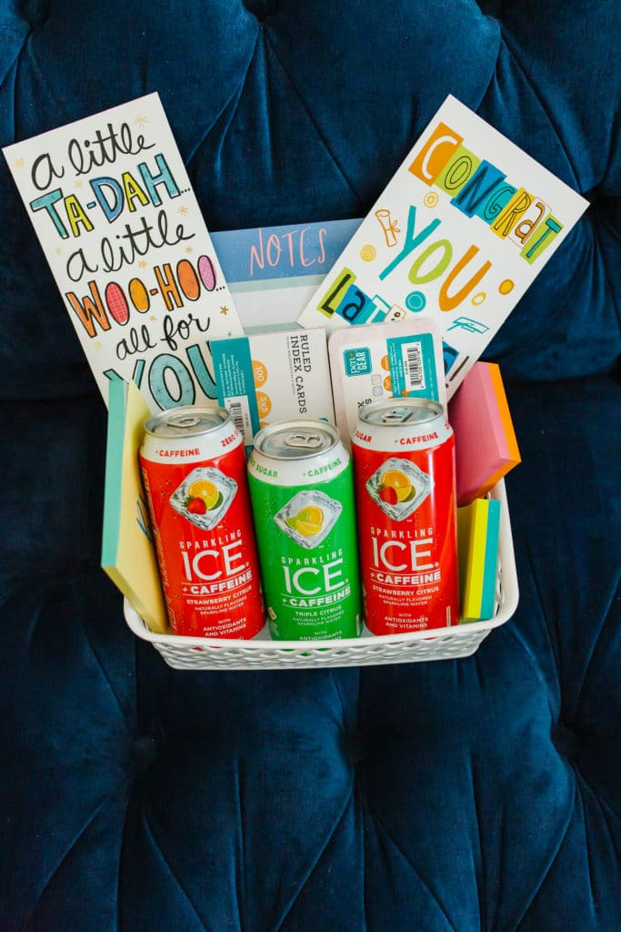Gift Basket for Back to College