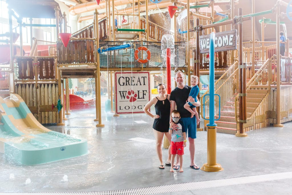 The Great Wolf Lodge AZ