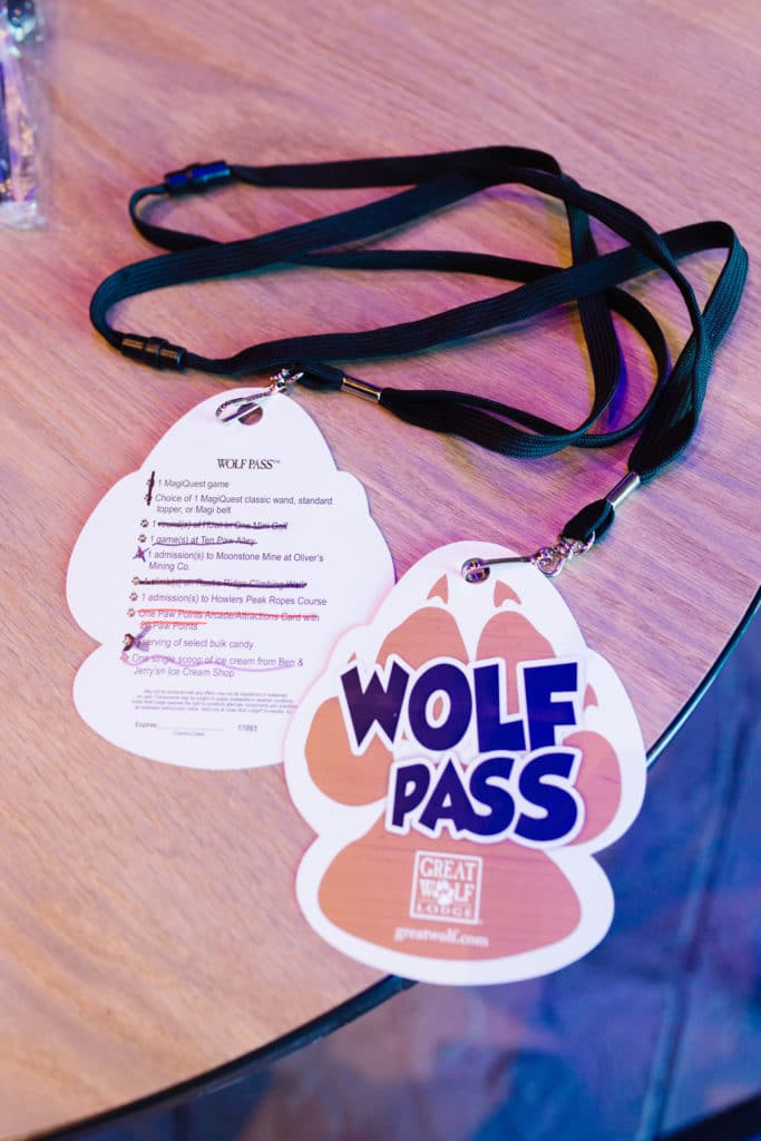 Great Wolf Lodge Wolf Pass