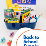 School Supply Checklist for Elementary Students