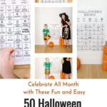 50 Halloween Activities for Kids