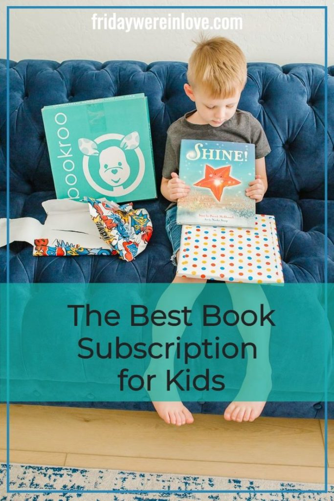 Best Book Subscription for Kids