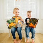 Halloween ACtivity Books for Kids