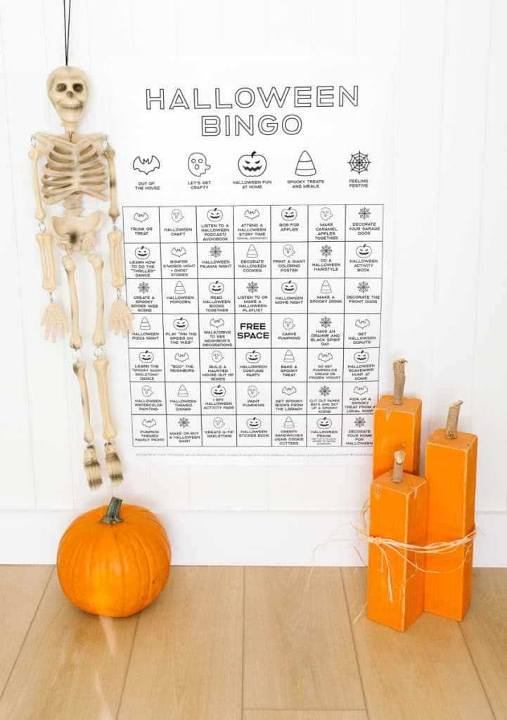 Halloween Activities Printable