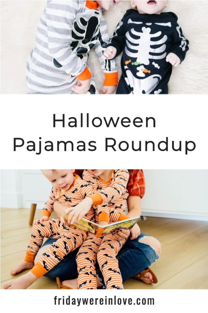Halloween Pajamas Roundup