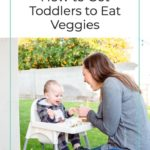 Toddlers Eat Veggies