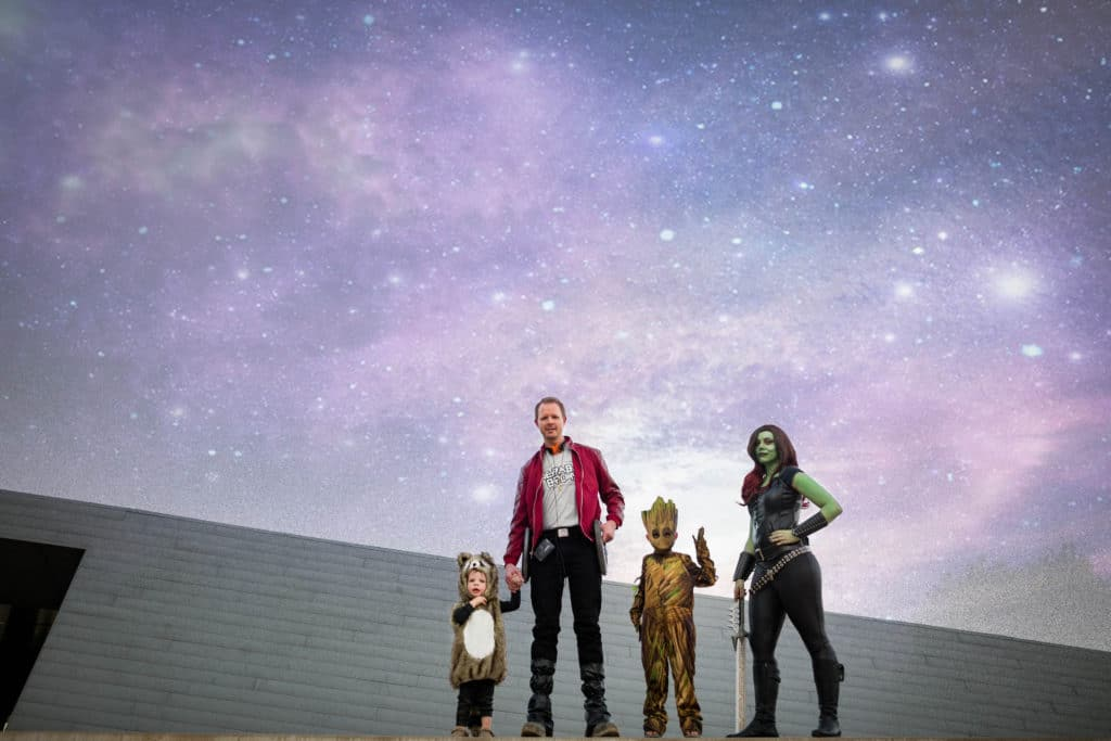 Guardians of the Galaxy Costumes