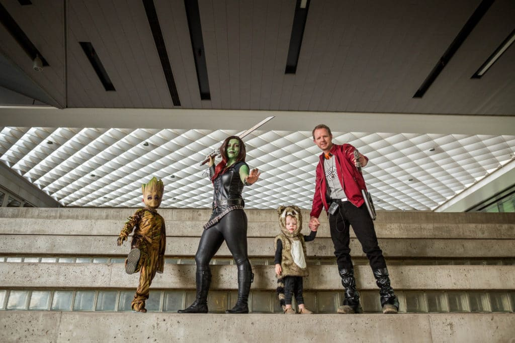 Guardians of the Galaxy Halloween Costume