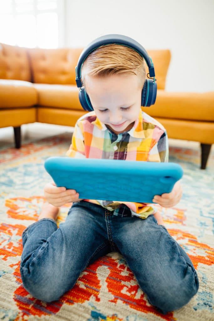 Kids Fire HD Tablet