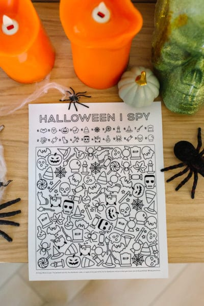 I Spy Halloween