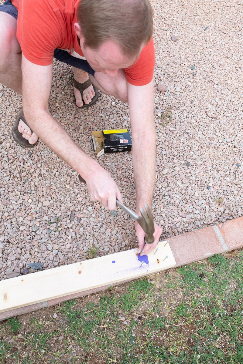 DIY Social Distanced Trick or Treat