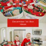 Christmas Eve Box Ideas: December 1st Box Ideas