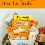 Thanksgiving Box for Kids