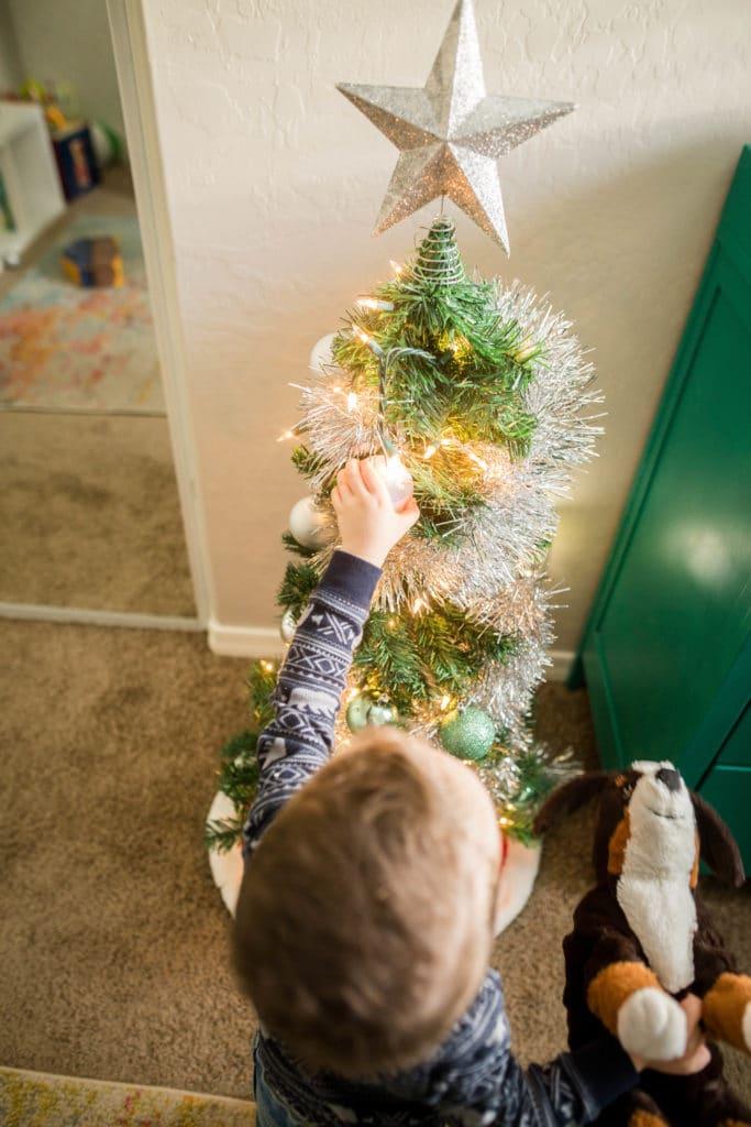 Christmas Tree for Children