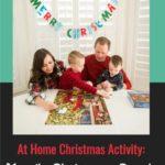 At Home Christmas Fun: Christmas Puzzles