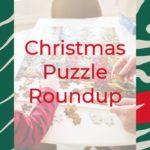 Christmas Puzzle Roundup