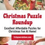 Family Christmas Puzzles
