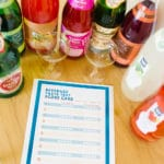 Taste Test Ideas with Free Scorecard Download!