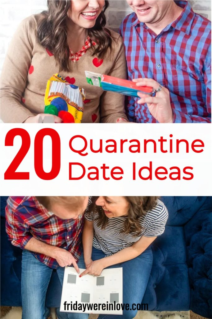 Quarantine Date Night Ideas