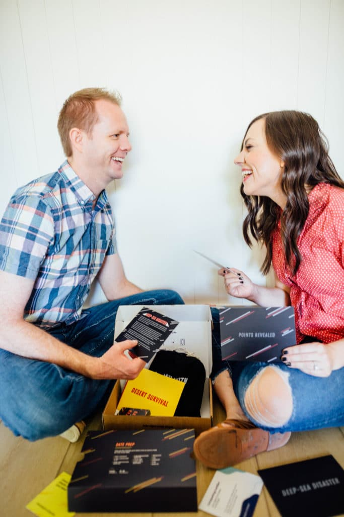 At Home Valentine's Date Ideas