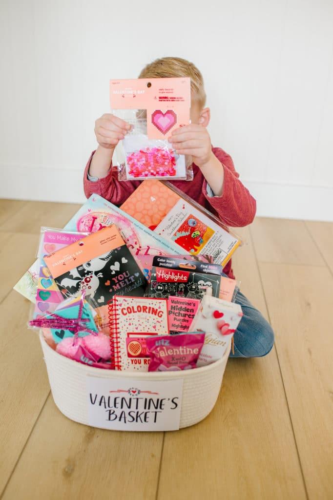 Valentine Basket Ideas