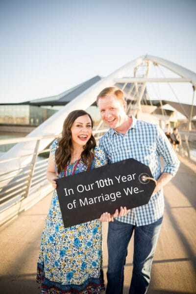 10th Year of Marriage