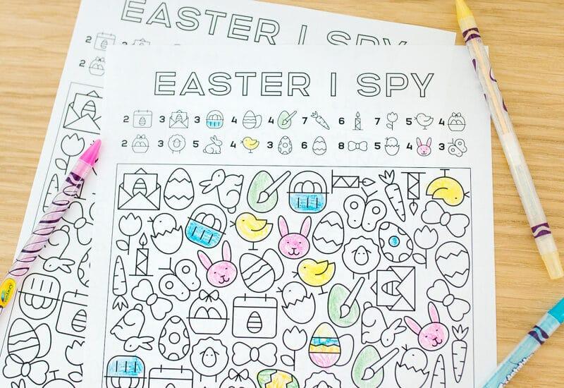 I Spy Easter