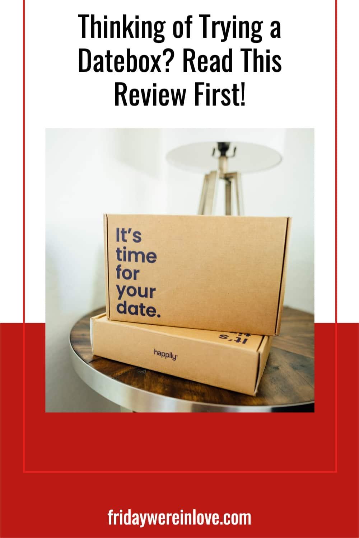 Happily Co Datebox