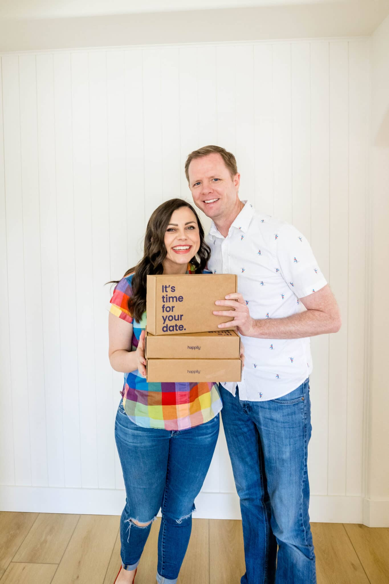 Date Night Box Reviews: Happily Co Datebox