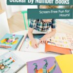 Paint By Number Books Roundup