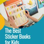 Mosaic Sticker Books for Kids