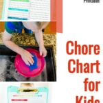 Free Chore chart for Kids