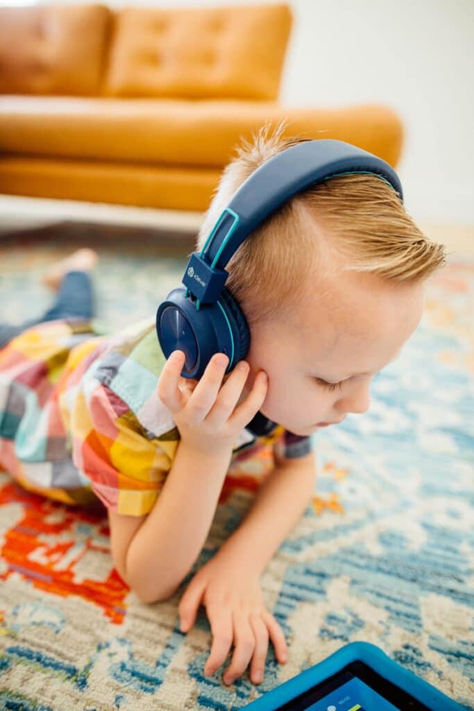 listening to books