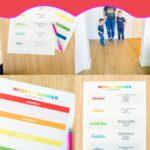 Create a Summer Schedule for Kids