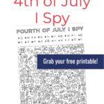 4th of July I Spy