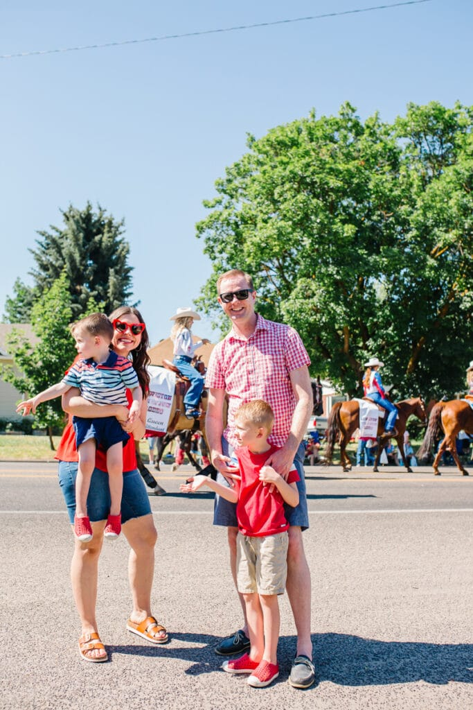 Hyrum 4th of July Parade