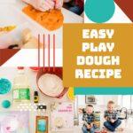 Easy Play Dough Recipe