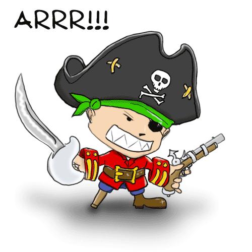 ARRR!!!