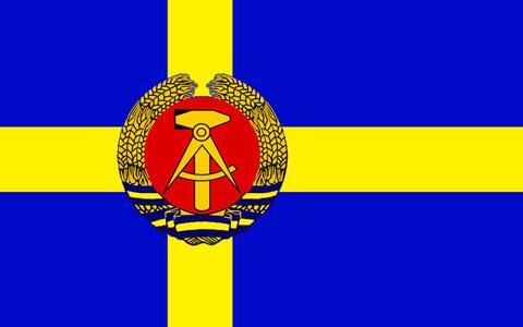 Nationens nya flagga