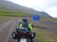 Am Fuß der Hochebene Hellisheiði