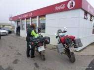 Mittagspause bei Þórshöfn