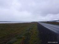 An der Küste auf der 85 bei Þórshöfn