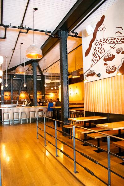 inside of mckellar bar
