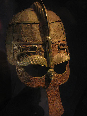 Sutton Hoo Boat Grave Helmet