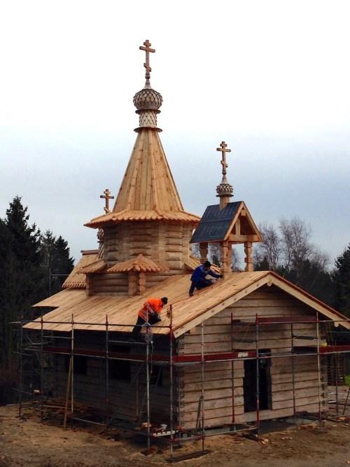Holzkirche 2