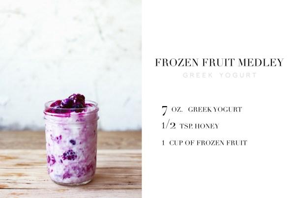 chriselle_advent_calendar_yogurt_frozen_fruit_medley_greek_yogurt