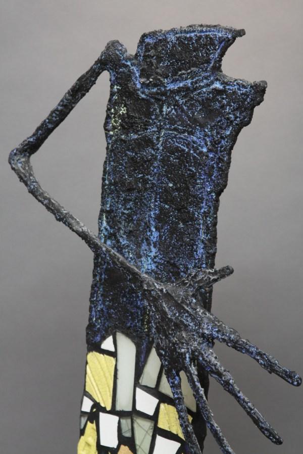 Leslie Hawk - Yellow Skirted Woman Catalog