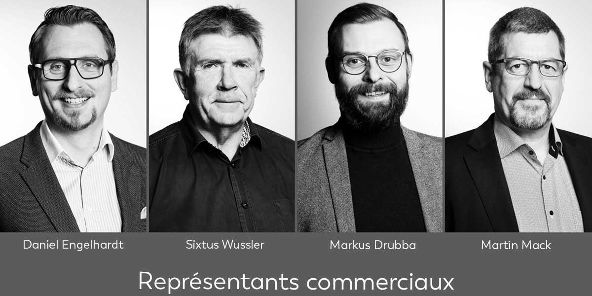 Friedmann Grossküchen GmbH représentants commerciaux