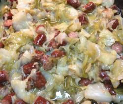 Cabbage & Sausage Recipe
