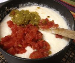 Southwestern Grits Recipe